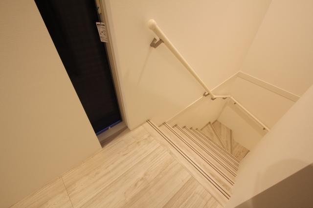 階段室の照明