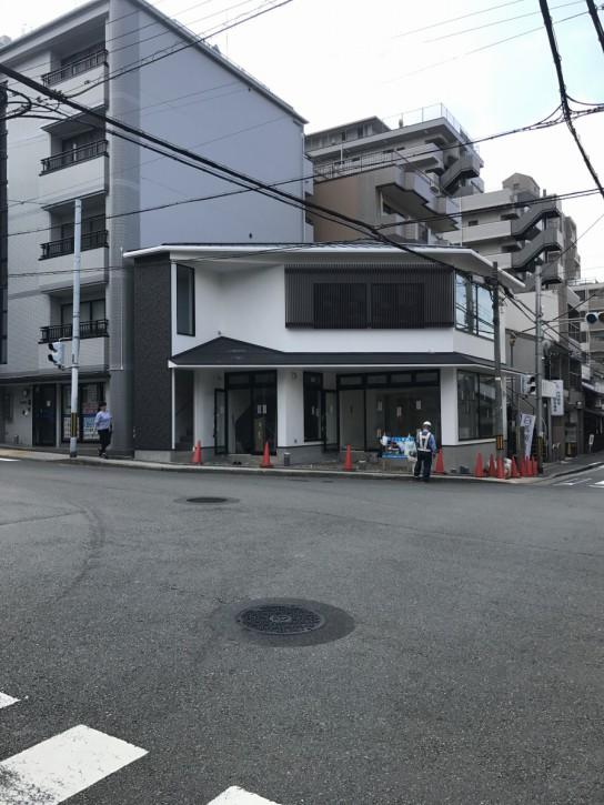 kensmoto店舗 ほぼ完成